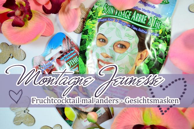 Review Montagne Jeunesse Gesichtsmasken