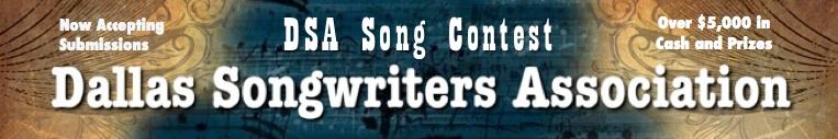 FAQ for DSA SongContest