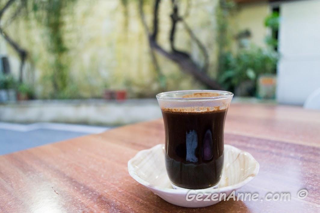 çay bardağında türk kahvesi, Affan kahvesi Hatay