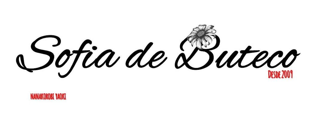 Sofia de Buteco