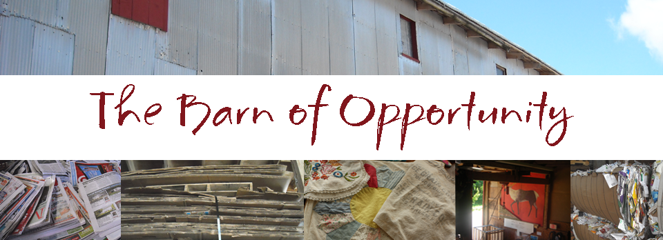 The Barn of Opportunity