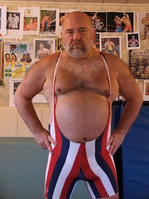 big hairy bears - hairy gay chest