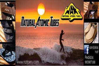 NATURAL ATOMIC TUBES