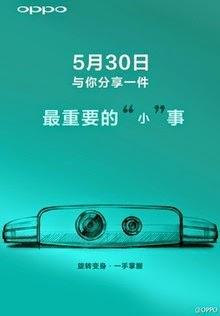 Oppo N1 Mini Akan Diumumkan 30 Mei 2019