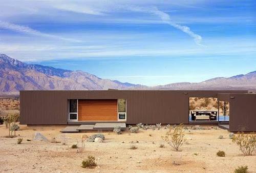Desert House by Marmol Radziner