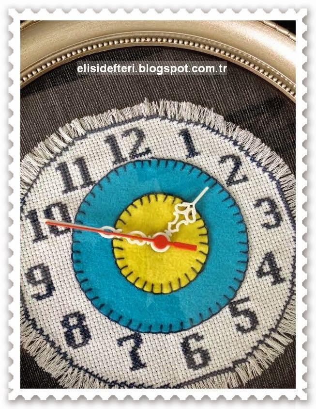 kaneviçe saat