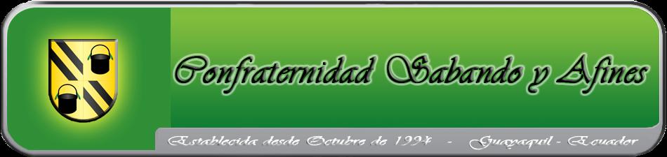 CONFRATERNIDAD SABANDO Guayaquil - Ecuador