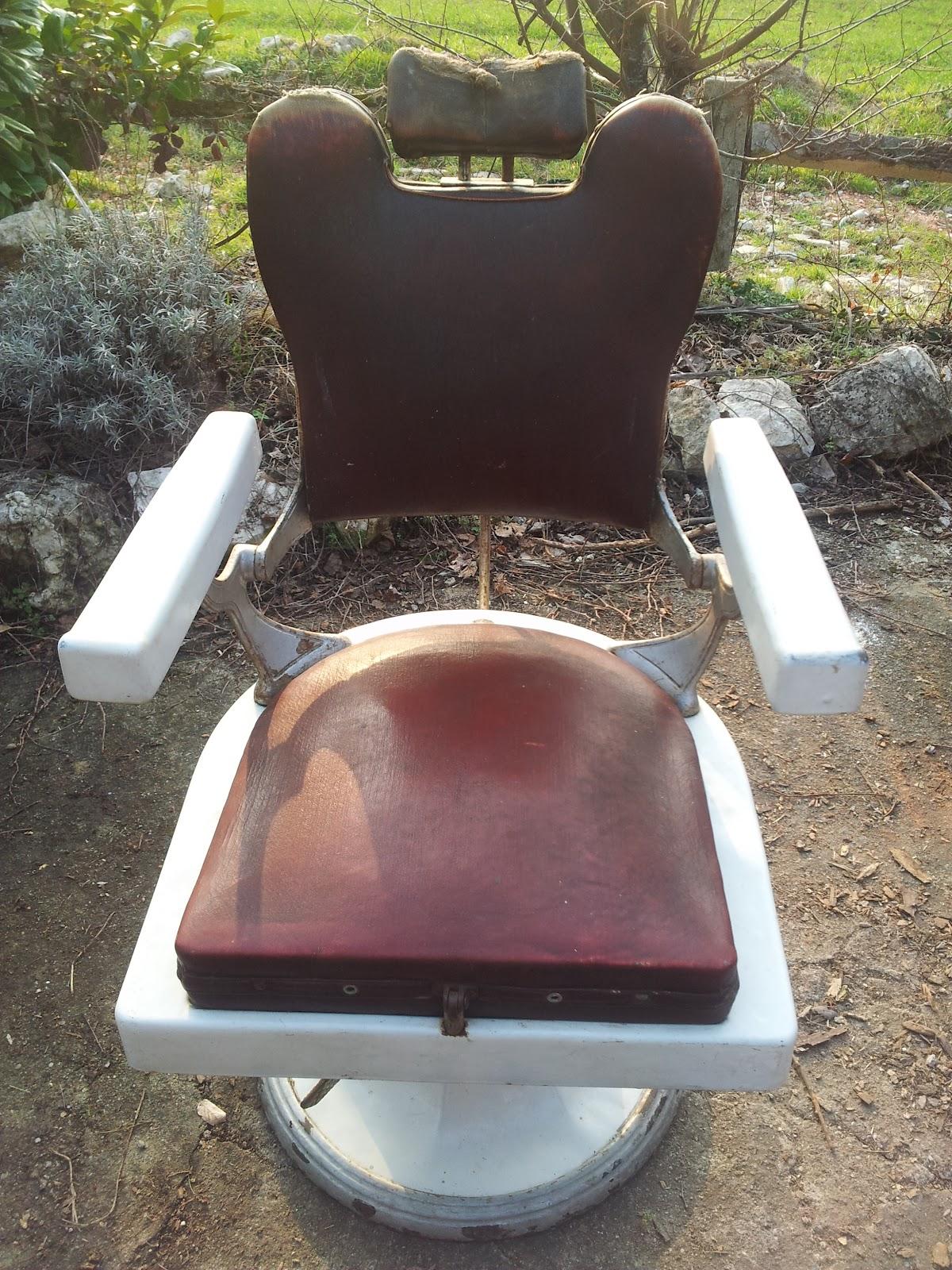 Troc and broc fauteuil de barbier - Fauteuil barbier occasion ...