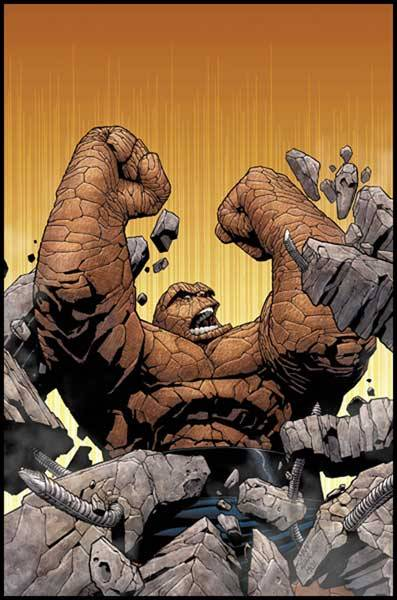 Thing (Marvel Comics) Character Review - 2