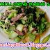 Resep #5: Brokoli Oseng Daging Sapi