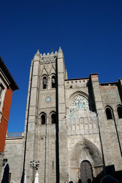 avila kościół