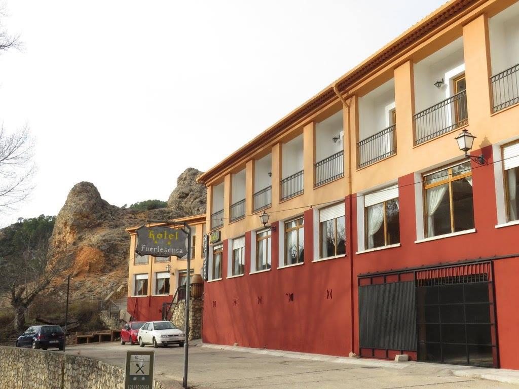 HOTEL CASA GRANDE FUERTESCUSA