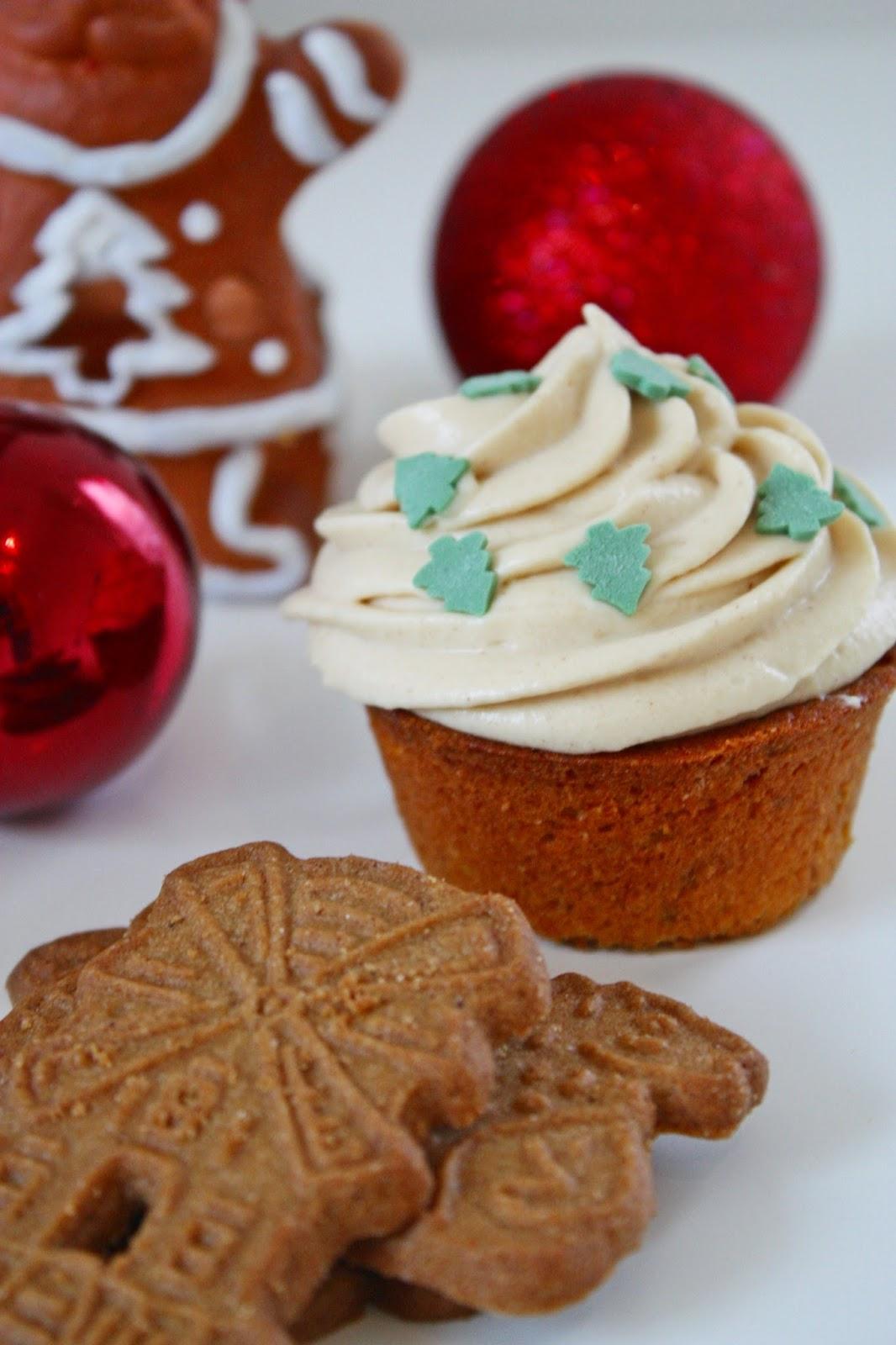 Spekulatius Cupcake