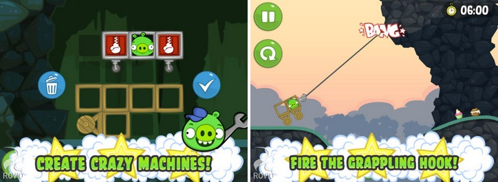 Bad Piggies - Free App of the Week