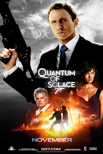 quantum of solace essay A quantum story stephen boughnarxiv perhaps they will be a orded some solace as their credulity is strained meaning of quantum mechanics, perhaps this essay.