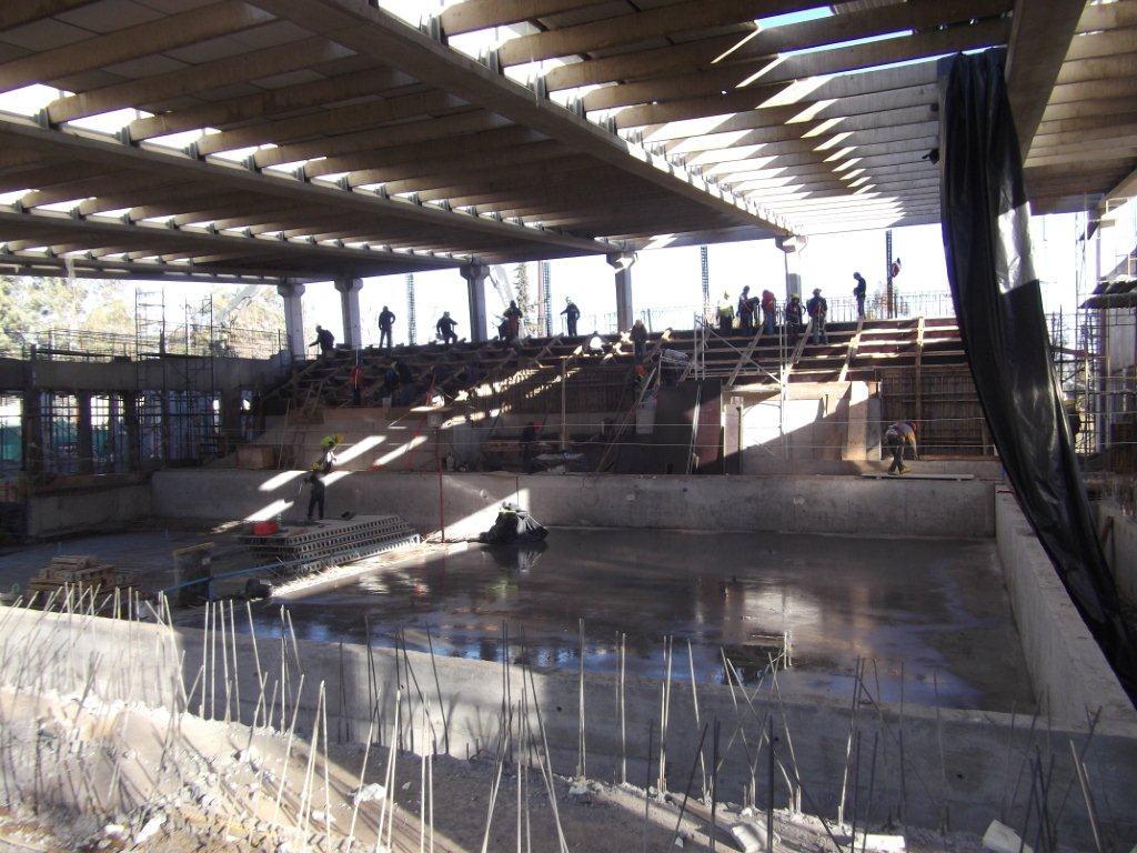 crea espacio arquitectura construcci n proyecto piscina