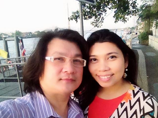 Chaophaya river, Bangkok