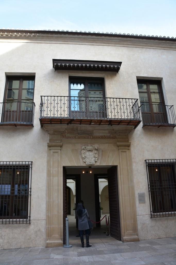 Museum Carmen Thyssen Malaga