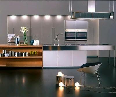 Desain Dapur Minimalis Multifungsi 2015