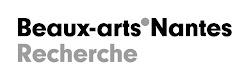 une production de l'ECOLE DES BEAUX-ARTS DE NANTES