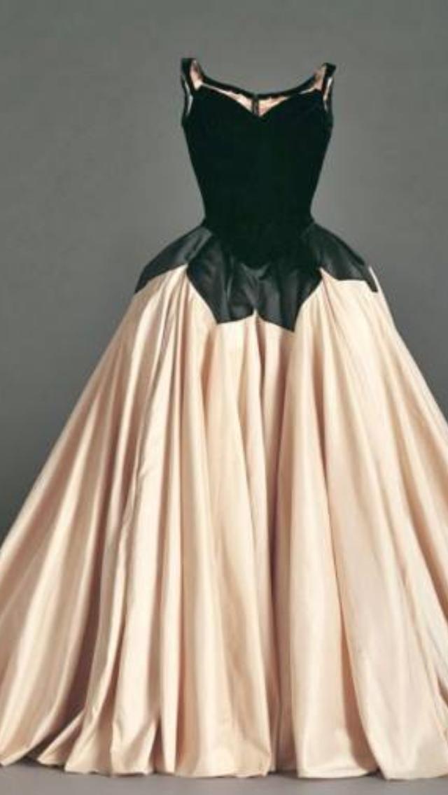 Charles James dress