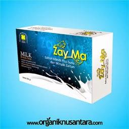 Zay Ma Milk Sabun Mandi Plus Susu - NASA