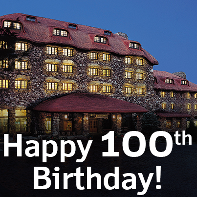 Today Marks 100 Years for Asheville's Legendary Resort.
