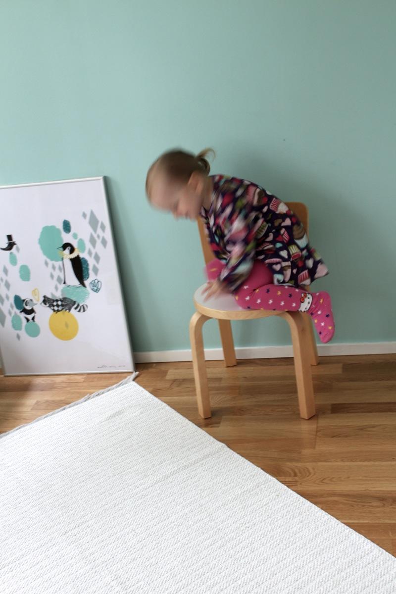 Artek kids stool