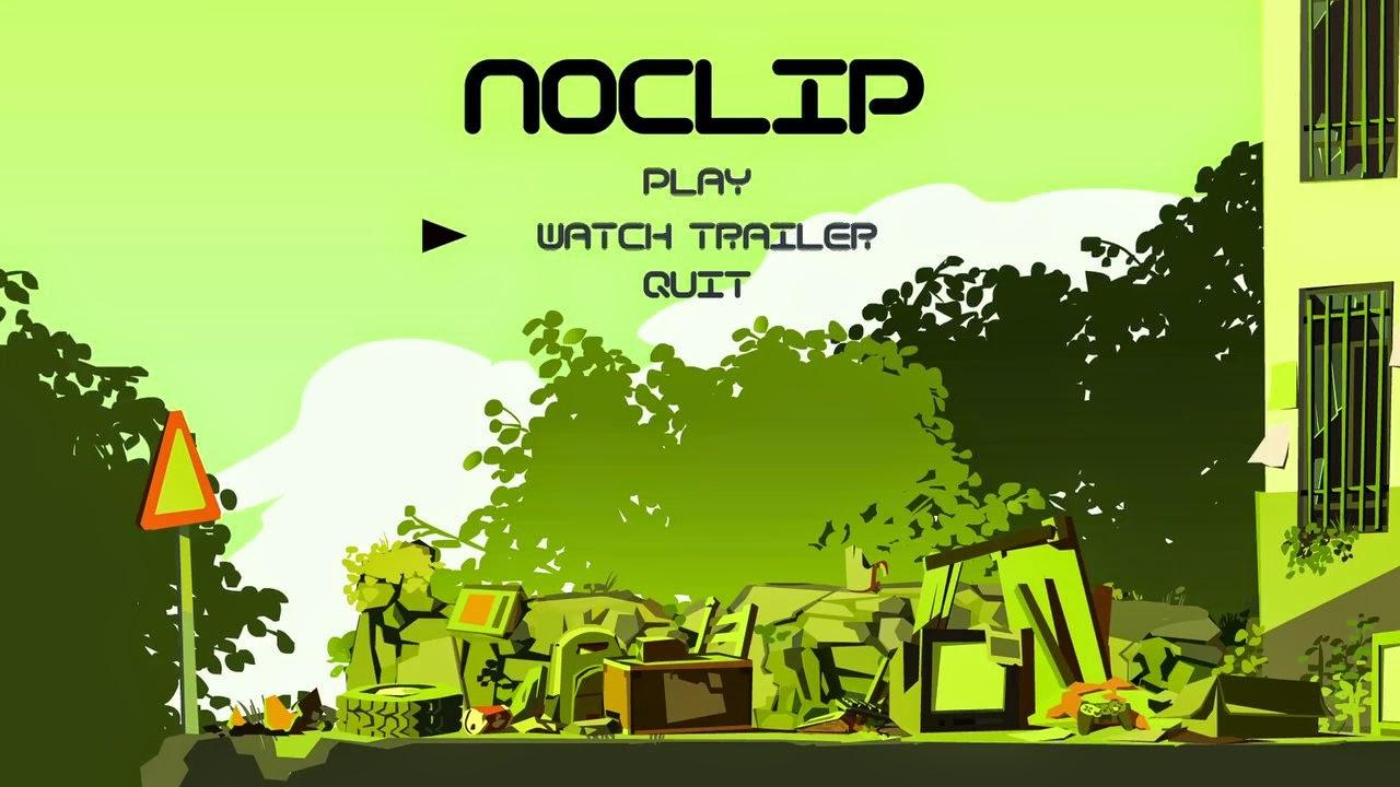 Noclip by Eva Figueroa López