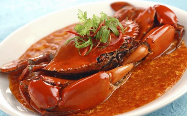 Kepiting Saus Super Gurih