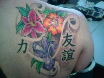 Flower Tattoos For Women