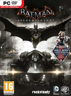 Batman Arkham Knight - PC CPY / PT-BR