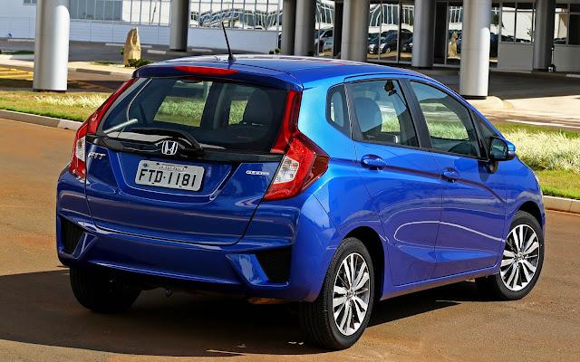 Honda Fit 1.0 Turbo Flex
