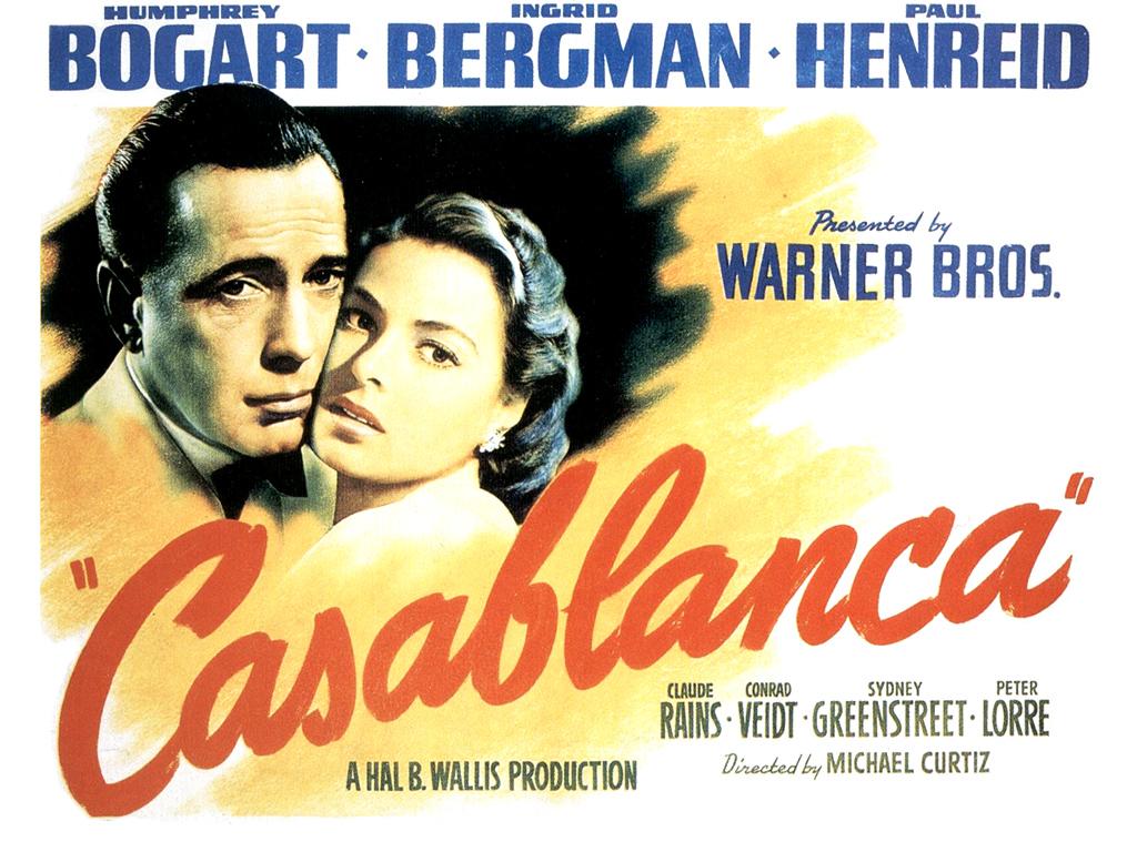 casablanca film review
