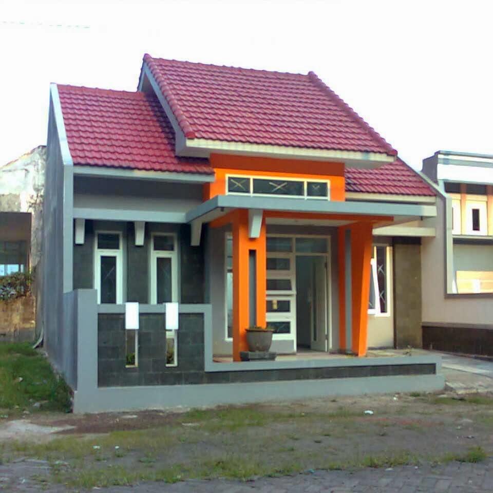 Rumah Minimalis sederhana Type 36 2014