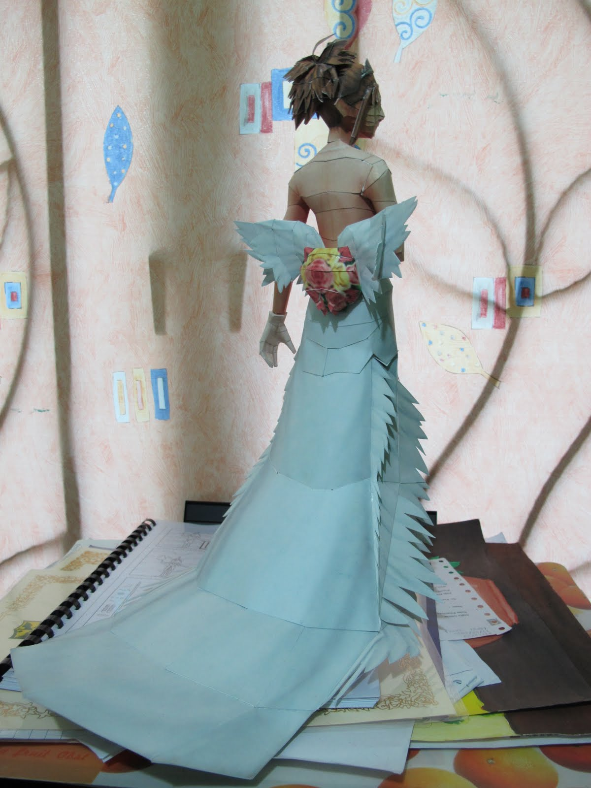 Aaron Ang\'s Blog: Yuna (Wedding Dress)