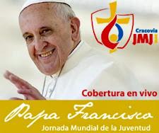 COBERTURA EN VIVO DE LA JMJ CRACOVIA 2016