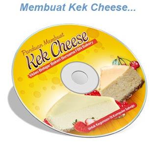 Cara Buat Kek Cheese Yang Enak, Berkrim & Lembut