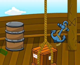 Juegos de escape Break Free the Pirate Ship