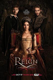 Reign premieres October 17, 2013