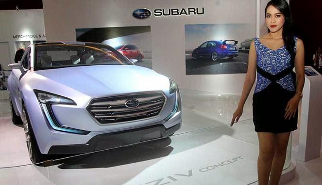 SPG Subaru VIZIV Concept IIMS 2014