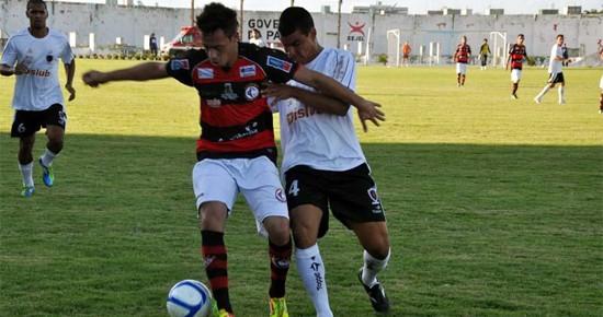 Duelo duro em Campina Grande: Belo vence de 1 a 0, mas ficou fora do campeonato