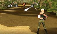 Kadın Komando Oyunu