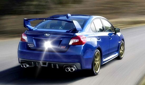 2017 Subaru Wrx Sti Specs Review Car Drive And Feature