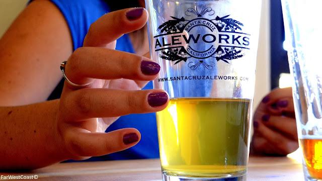 La culture de la bière aux États-Unis // Les bonnes brasseries de Santa Cruz