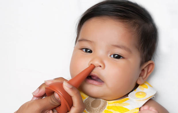 Cara Tradisional Mengatasi Hidung Tersumbat pada Bayi