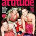 Mcfly estampa capa da Atitude magazine em comemoração dos 10 anos!