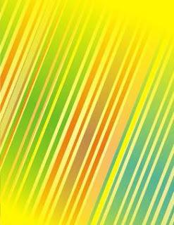 Membuat Abstrak Garis Horisontal di Corel Draw