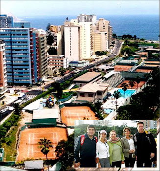 "ITF SENIORS Club ""Las Terrazas"" LIMA-PERU"
