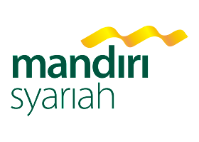 Bank Mandiri Syariah Logo Vector download free